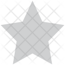 Star Five Pointing Icon
