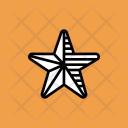 Star Flag Stripes Icon