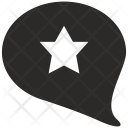 Star Election Sign Icon