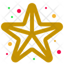 Christmas Star Good Icon