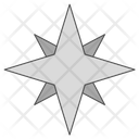 Star Night Shining Icon