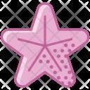 Star Animal Ocean Icon