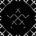 Star Favourite Symbol Icon