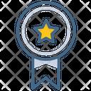 Star Badge Award Icon
