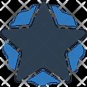 Star New Sticker Icon