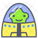 Star Star Fish Character Icon