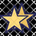Star Favorite Greetings Icon