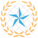 Star Medal Winner Icon