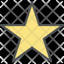 Star Five Pointer Icon