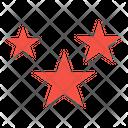 Forecast Night Star Icon