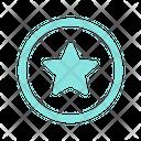 Star Premium Platinum Icon
