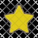 Star Favorite Award Icon