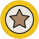 Star Favorite Like Icon