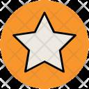 Star Favourite Bookmark Icon