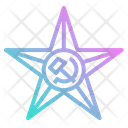 Star Red Shape Icon