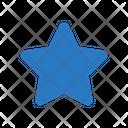 Star Decoration Night Icon