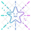 Star Space Comet Icon