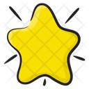 Rating Sar Gold Star Favorite Icon