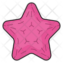 Star Candy Toffee Icon