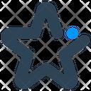 Sign Star Bookmark Icon