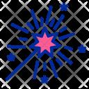 Star Celebrate Wand Icon