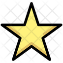 Business Financial Star Icon