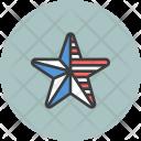 Star Fourth Of Icon
