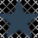 Star Reward Medal Icon