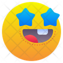 Star Stars Emoji Icon