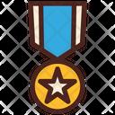 Award Star Medal Icon