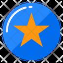 Star Arrow Direction Icon
