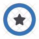 Star Badge Medal Icon