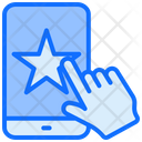 Star Like Review Icon