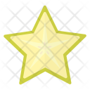 Star Fruit Healthy Icon