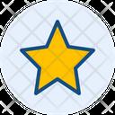 Star Favourite Favorite Icon