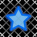 Star Badge Rating Icon