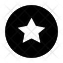 Star Badge Favorite Icon