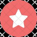 Star Leaf Nature Icon