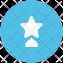 Star Trophy Award Icon