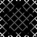 Star Rating Feedback Icon