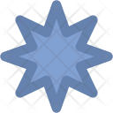 Star Sky Night Icon