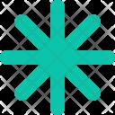 Star Customshape Shape Icon