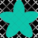 Star Flower Customshape Icon