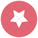 Star Medal Badge Icon