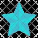 Star Pole Christmas Icon
