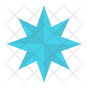 Star Twinkle Pole Icon