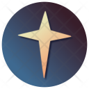 Star Night Space Icon