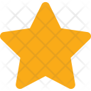 Star Badge Space Icon