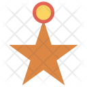 Star Decoration Shine Icon