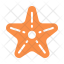 Star Fish Marine Icon